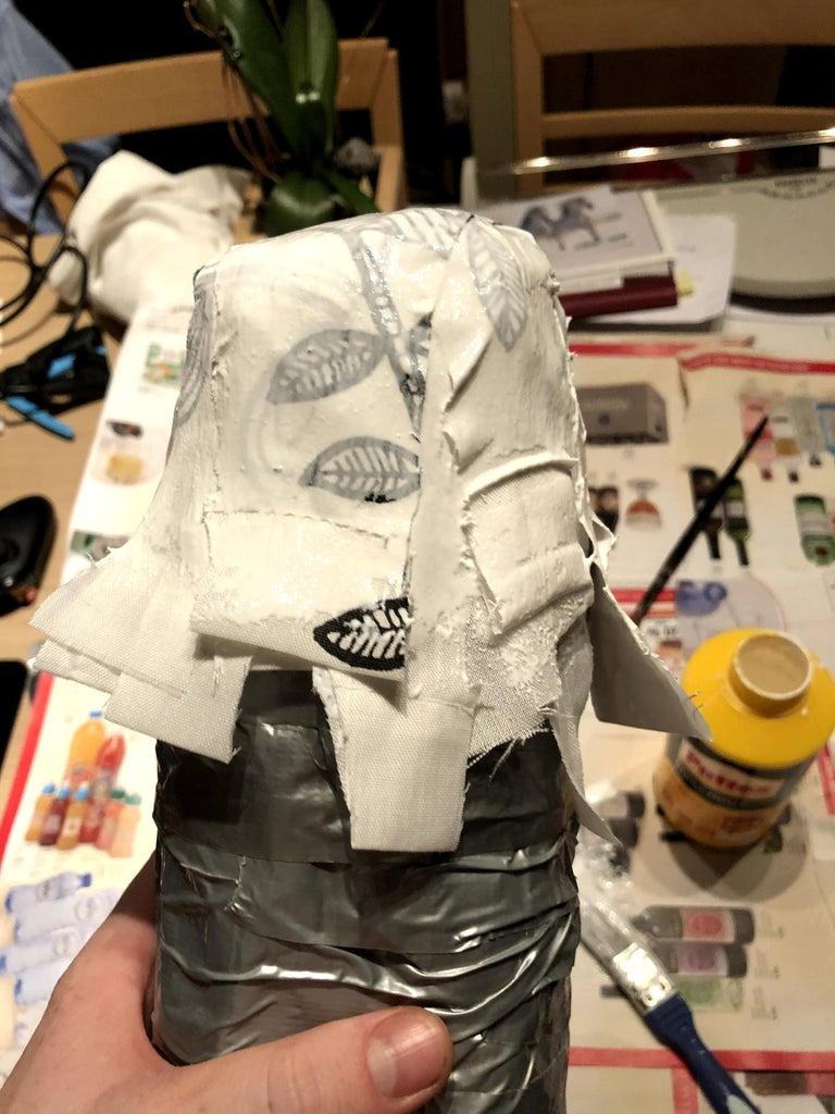 Step 3: Inner Liner