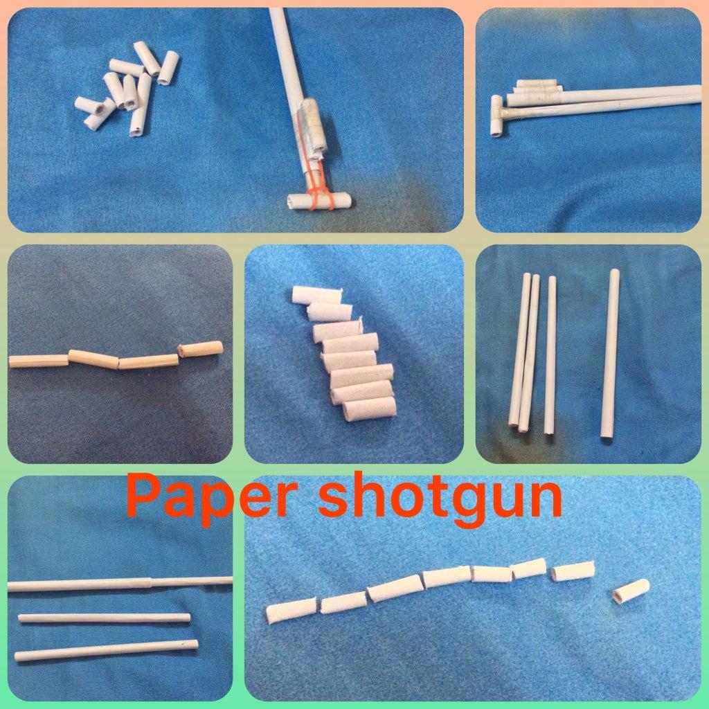 Paper Shotgun