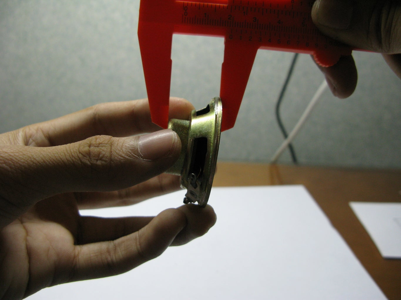 Measuring Every Part Needed