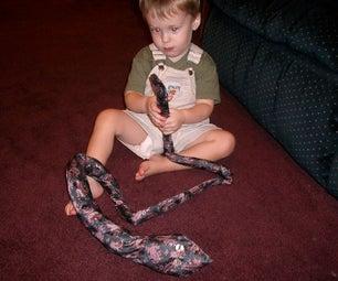 Neck Tie Snake