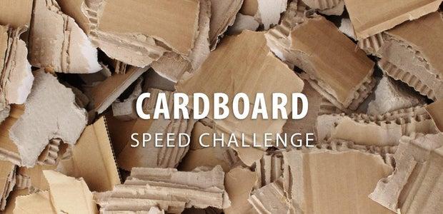 纸板速度挑战