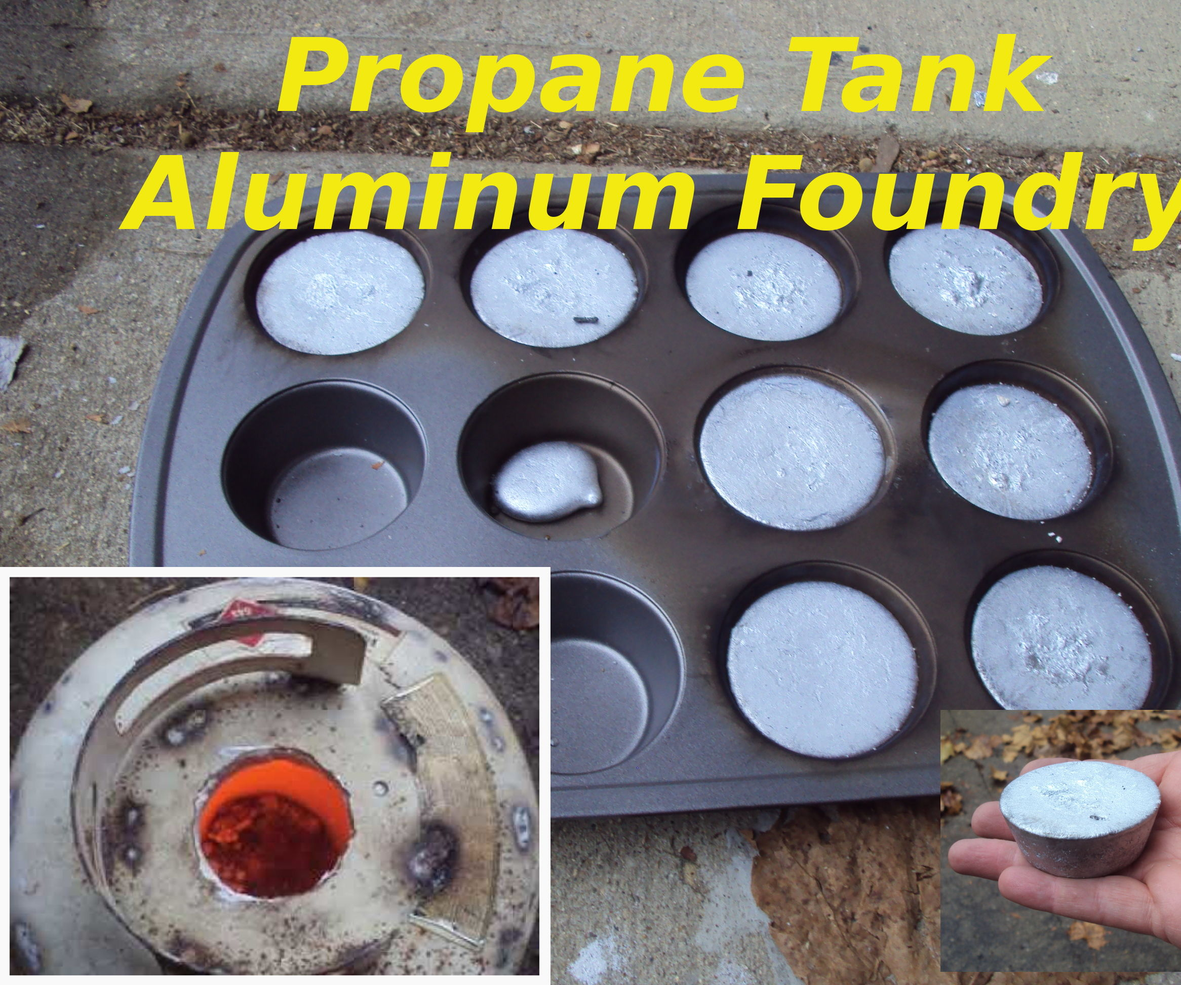 Aluminum Foundry