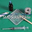 Pasta de soldadura DIY SMD