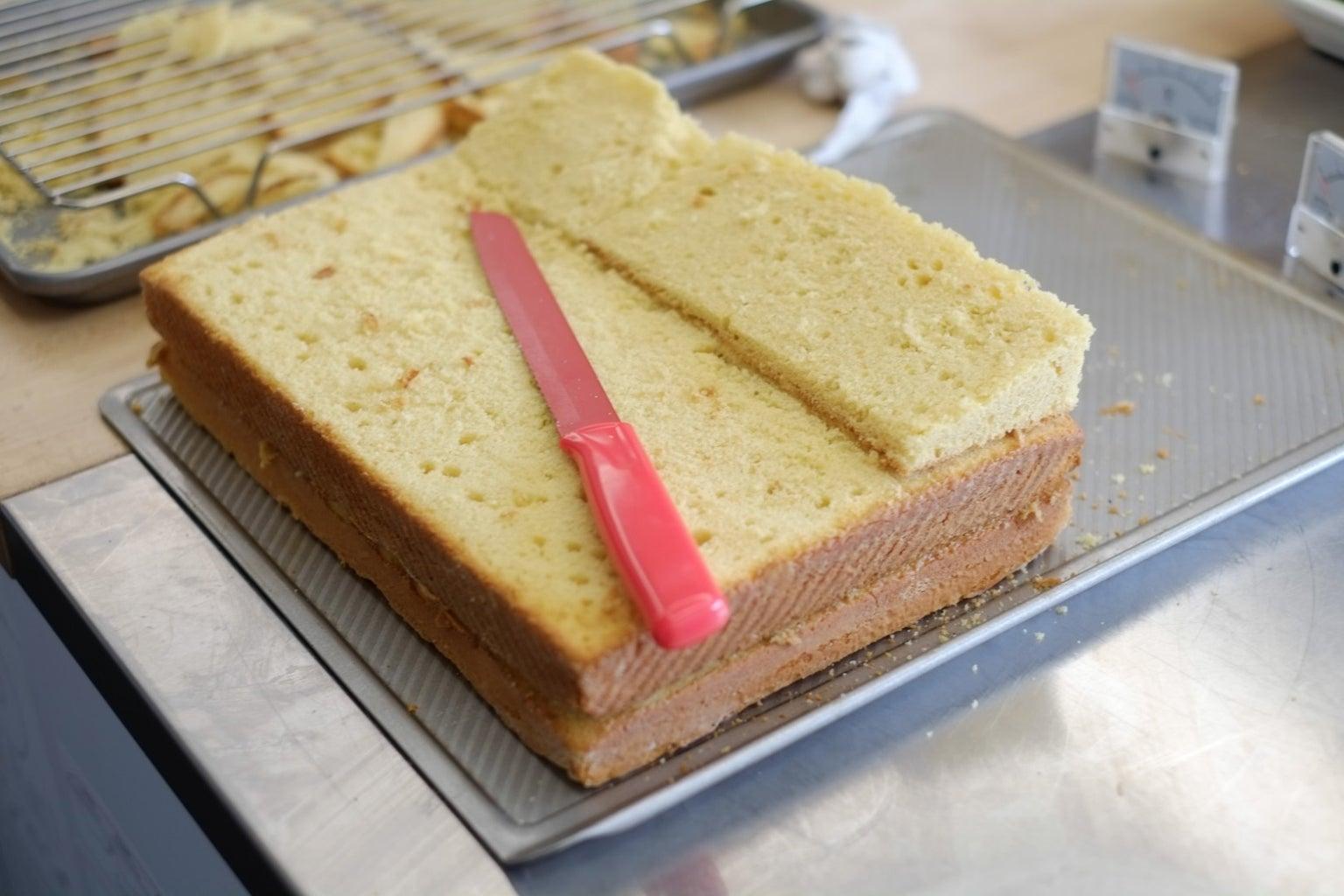 Prepare Cakes
