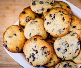 软烤巧克力饼干