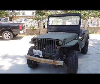 Upgrade to 72 Volt Electric Jeep