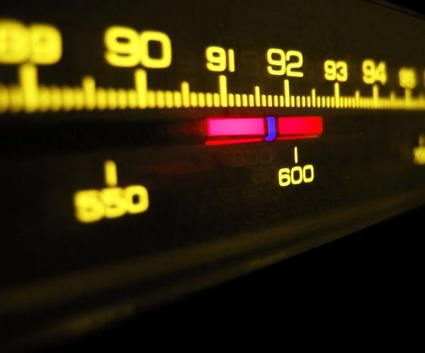 FM Radio Receiver on Intel Edison