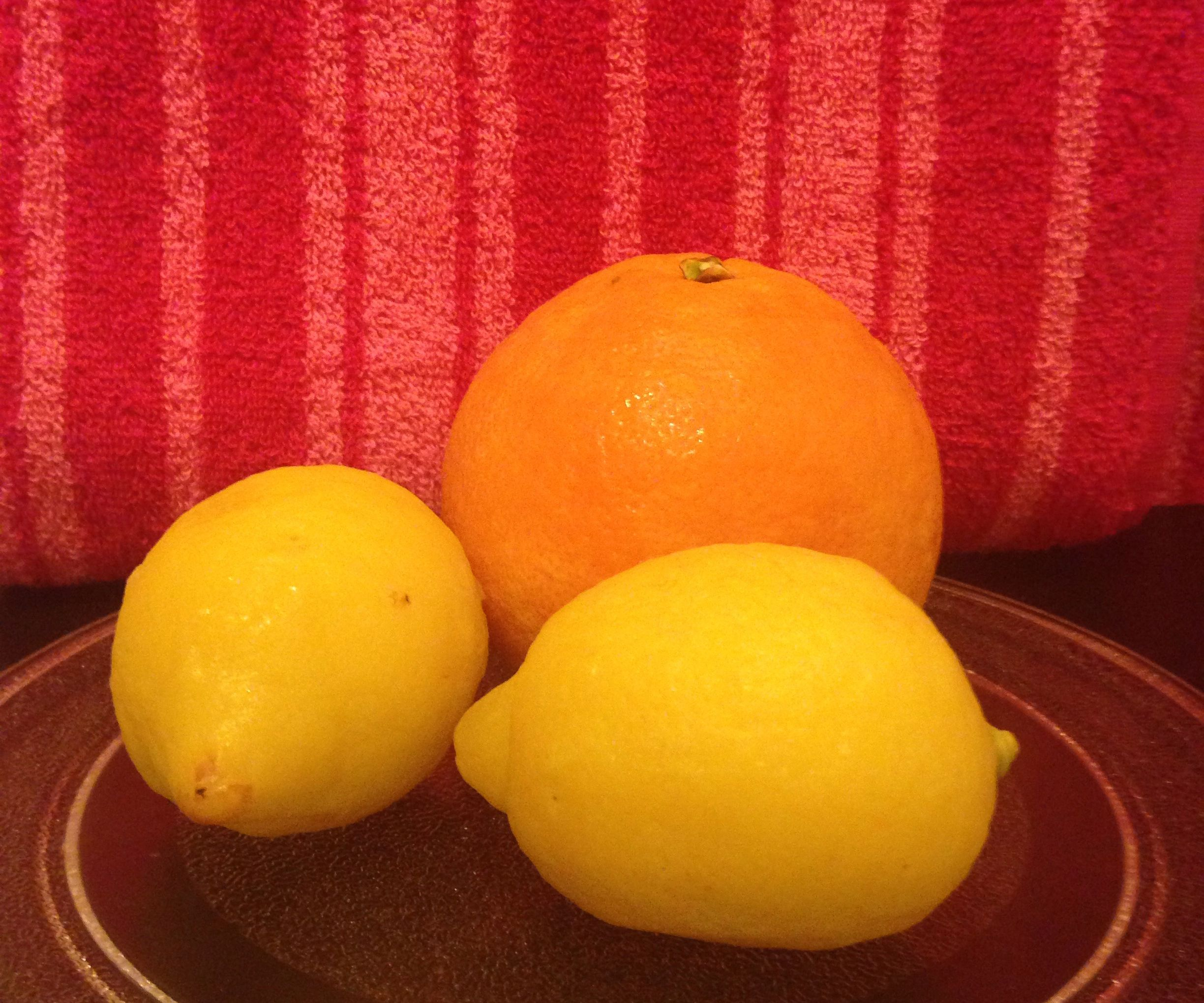 How To Glow With Citrus