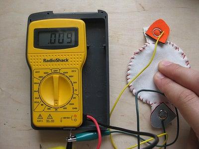LEDs and Vibration Motors