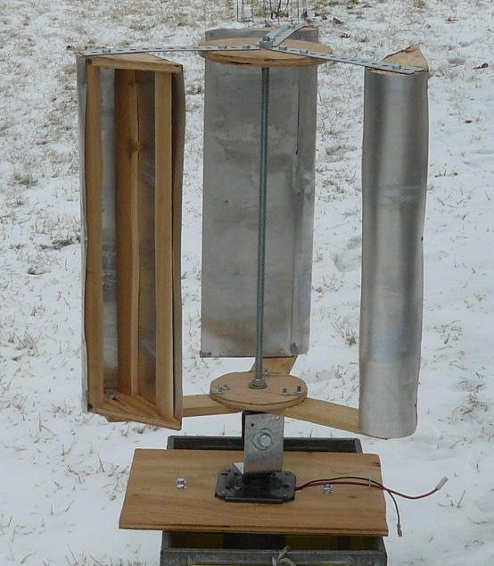 Lenz2 wind turbine