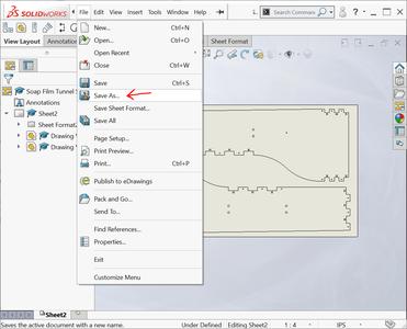 Get Illustrator File to Laser Cut