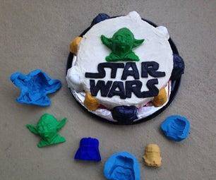 Make Custom Cake Molds Using 3D Printing