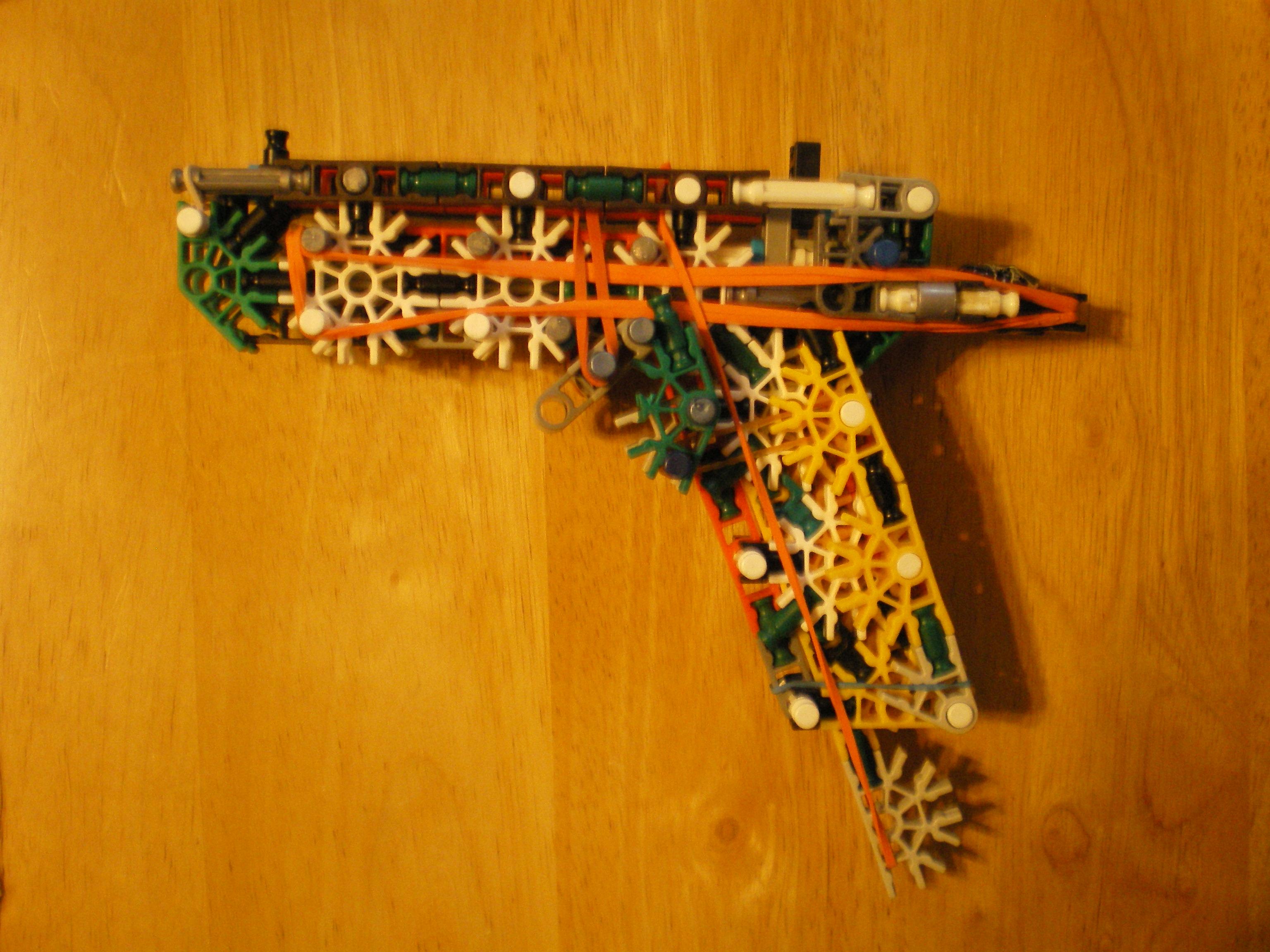 OTTG1 K'nex Gun by Oblivitus