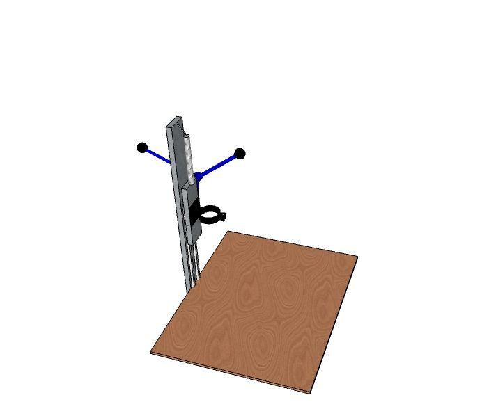 Drill press DIY