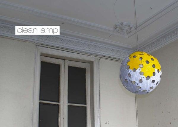 Clean Lamp
