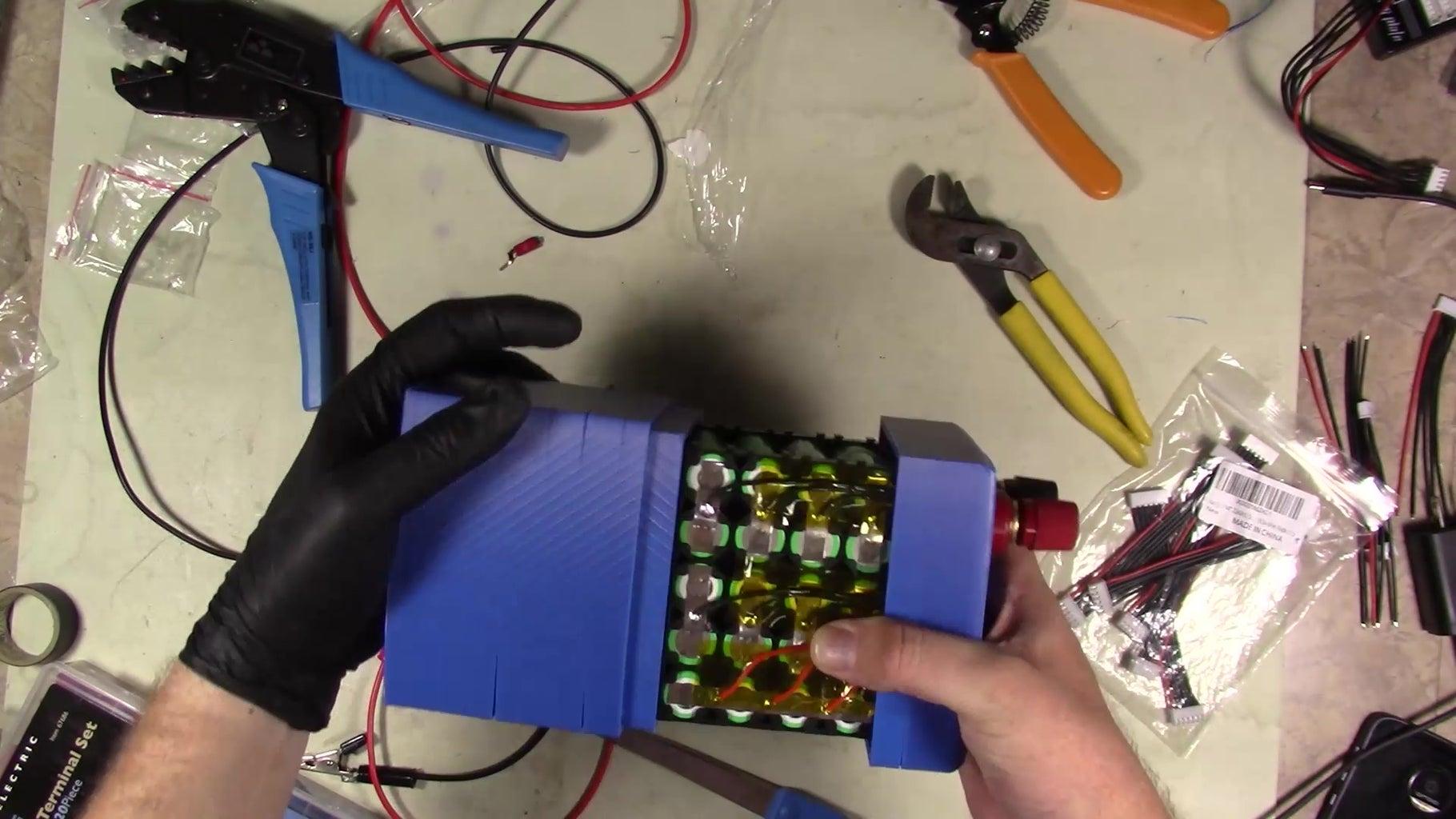 Assemble Battery Pack