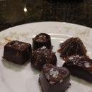 Bourbon Caramel Bonbons