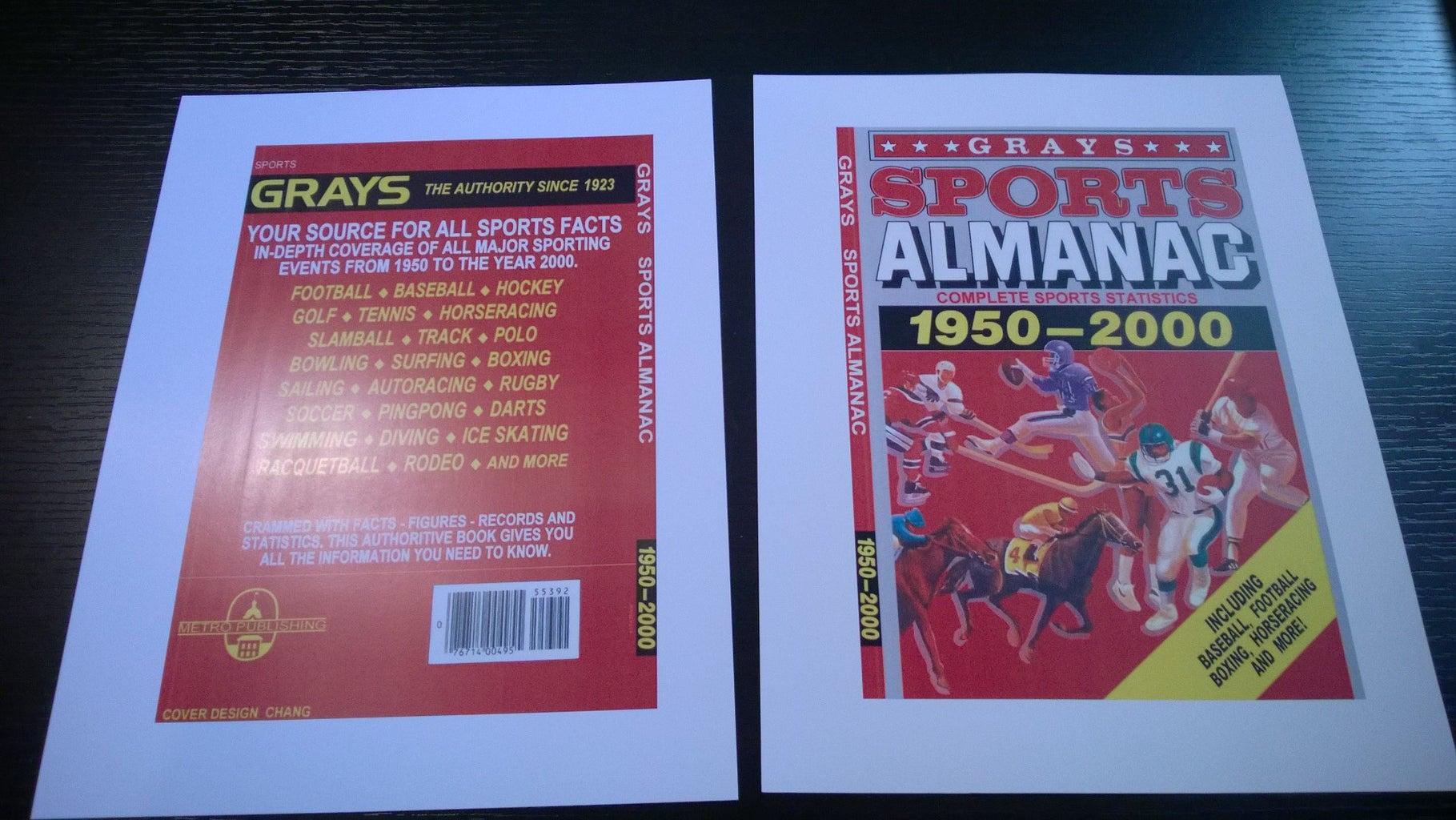 Print the Almanac Cover