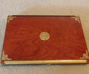 Wood Veneer Laptop Mod