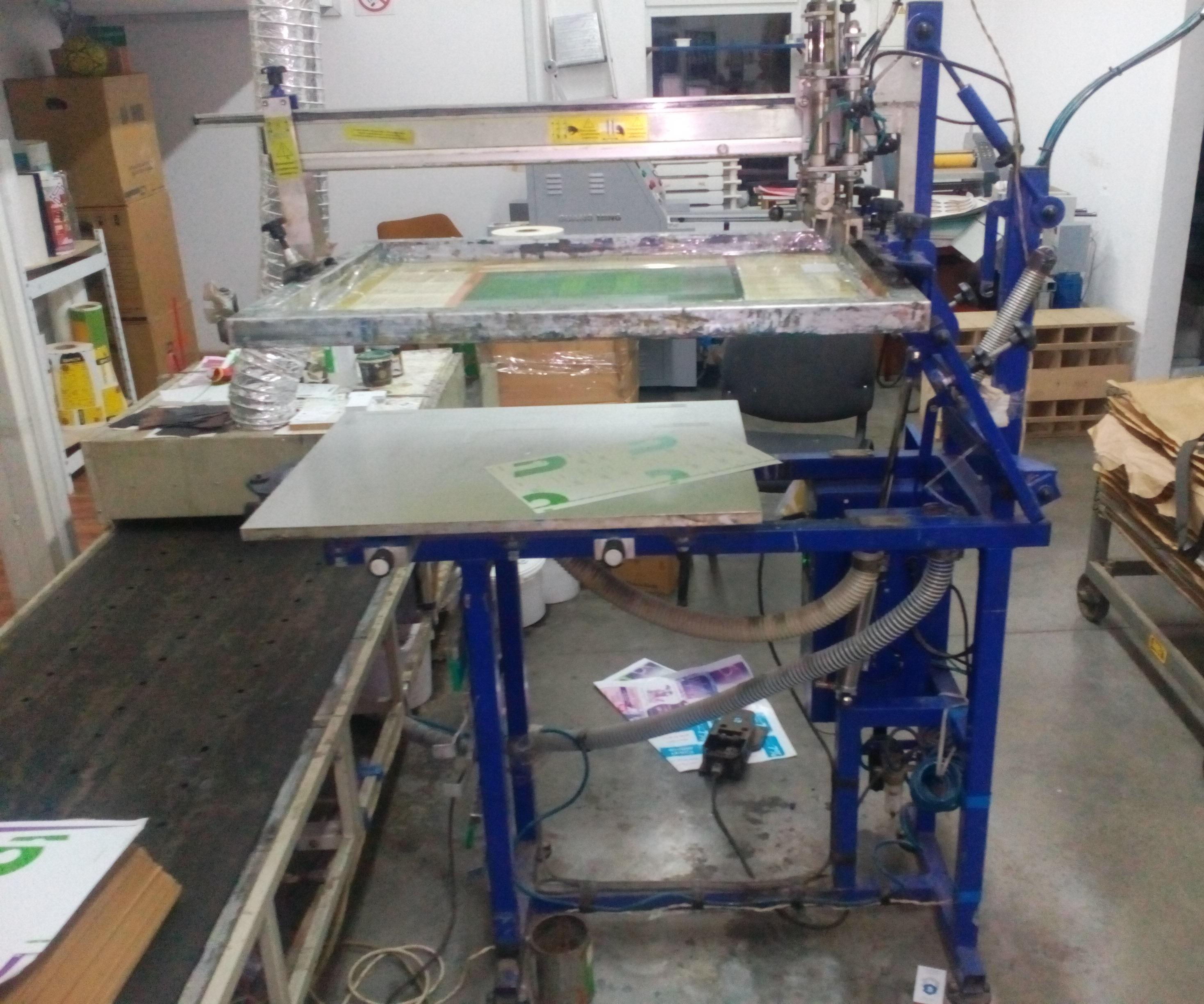 Repairing SCHULZE HA5070 printing press Using Arduino + Original docs +Arduino scetch