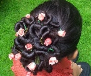 Easy Up Do for Any Hair