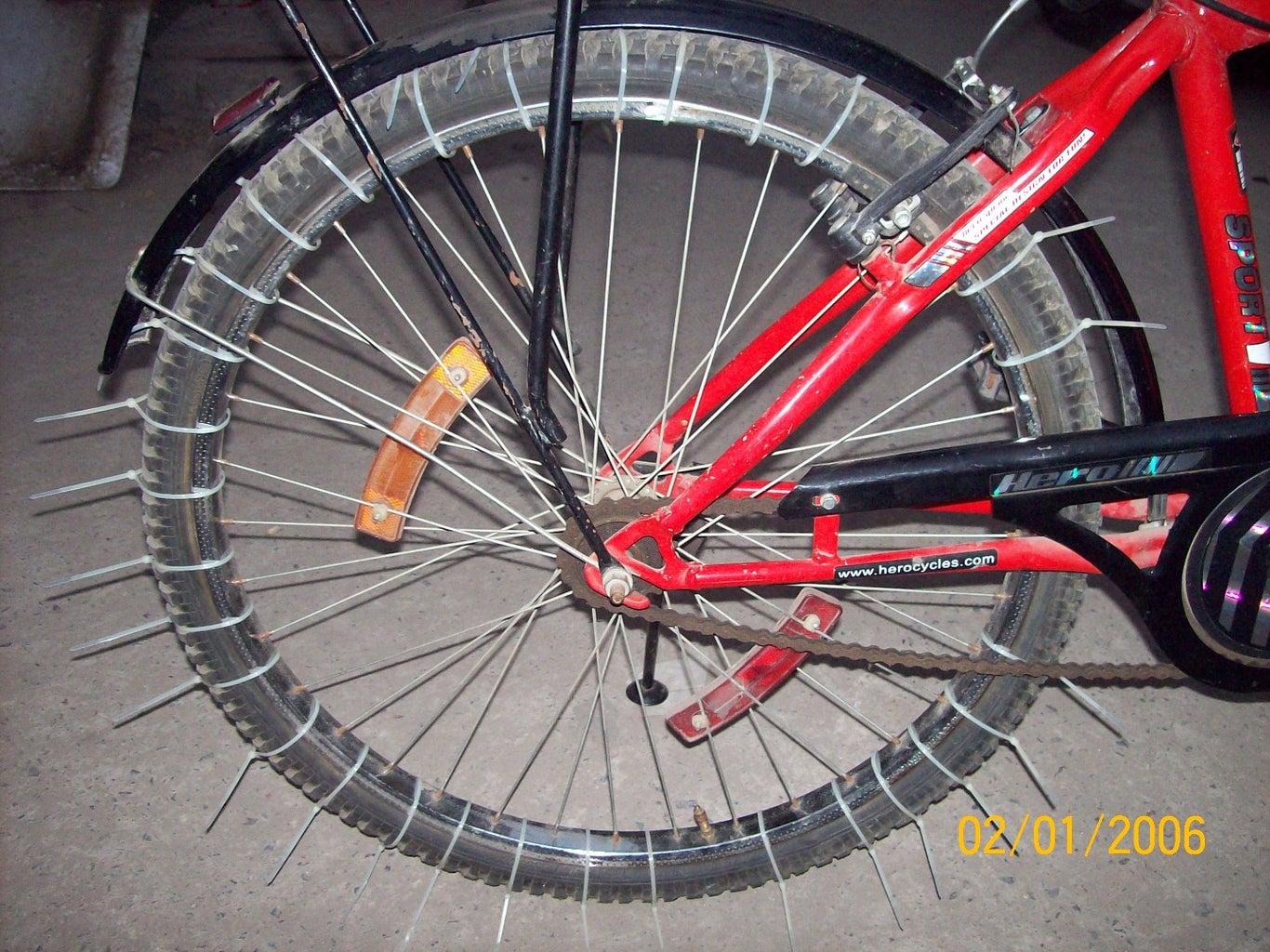 "HACK #5 ""Snow Tire MOD"""