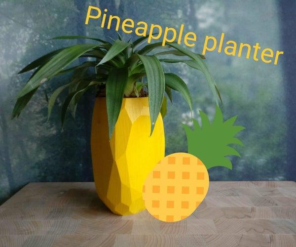 Pineapple Planter