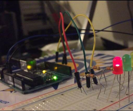Arduino: Simple Sequential LED's