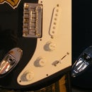 Rehab and Upgrades for a Fender Squire Strat - Plus Two Knob Mod