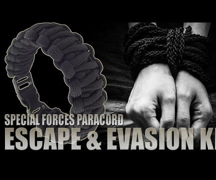 How to Make a Special Forces Escape & Evasion Kit