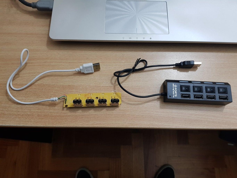 USB Hub Extension