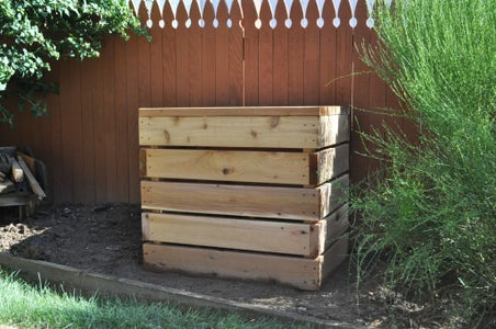 How-To: Customize Your Compost Bin