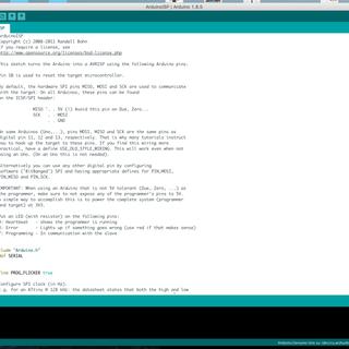 How to Burn a Bootloader to Clone Arduino Nano 3.0