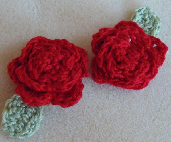 Crochet Roses