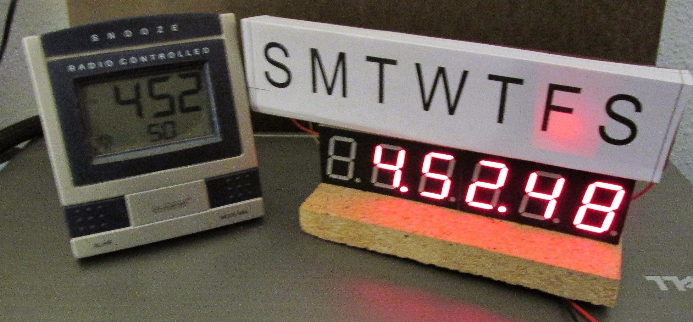 IP Time Clock Part 2