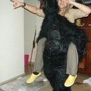 Explorer Costume Disfraz Explorador With Monkey Cazador en mono gorila safari explorar disfraz tenerife original costume original