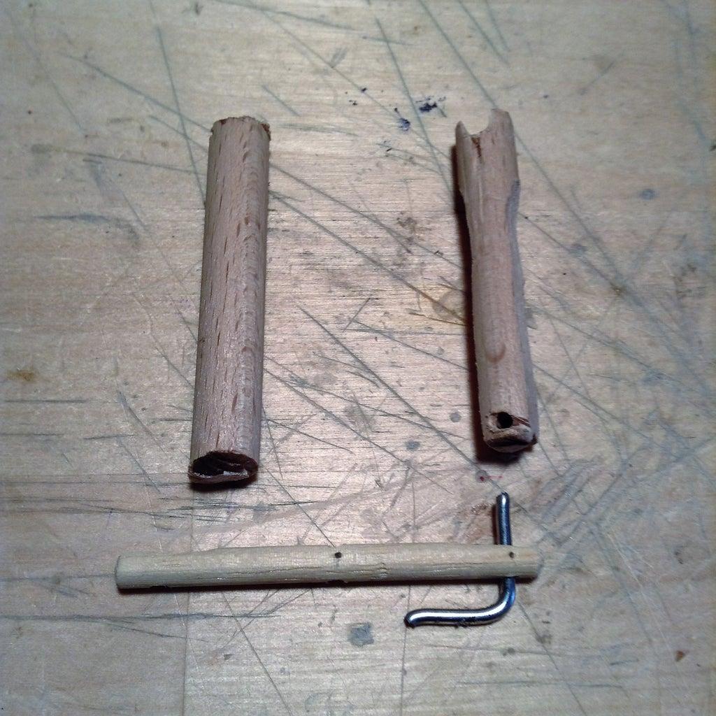 2nd Design Option - Gears