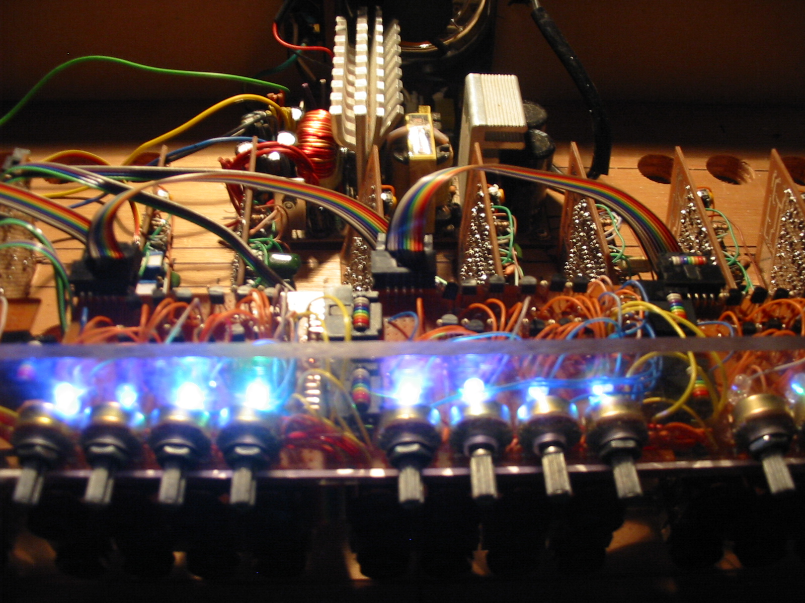 Build an analog vocoder