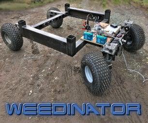 ☠WEEDINATOR☠  Part 3: Chassis Build