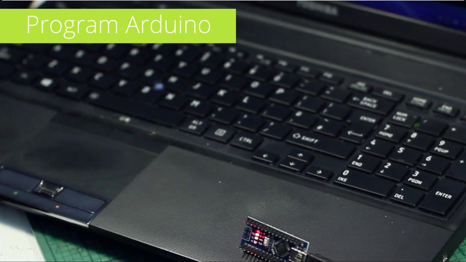 Program Arduino