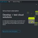 DFRobot LattePanda With Microsoft Azure - Getting Started