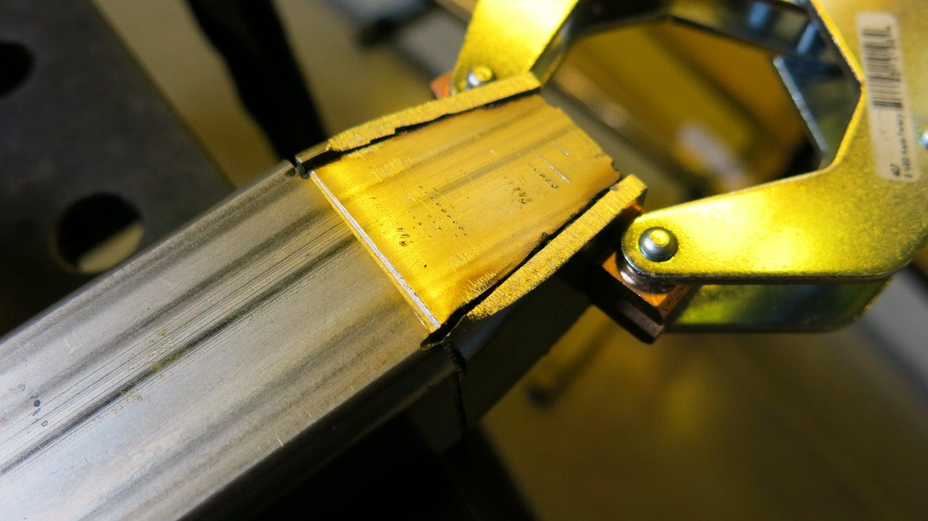 Flame Tubes Pt. 4: Welding/Finishing