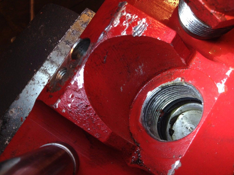 Rebuild the Plunger Mechanism