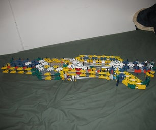 Project X Knex Sniper Rifle