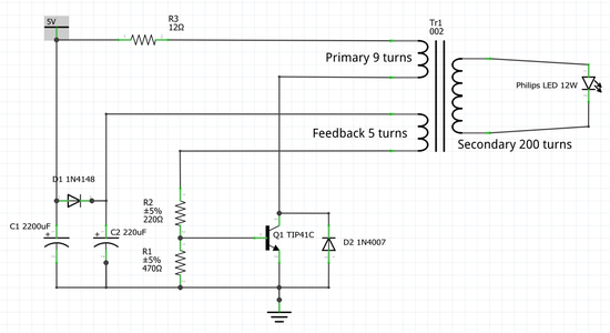 Schematic and Component