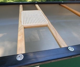 Adding An Extra Seat To A Canoe