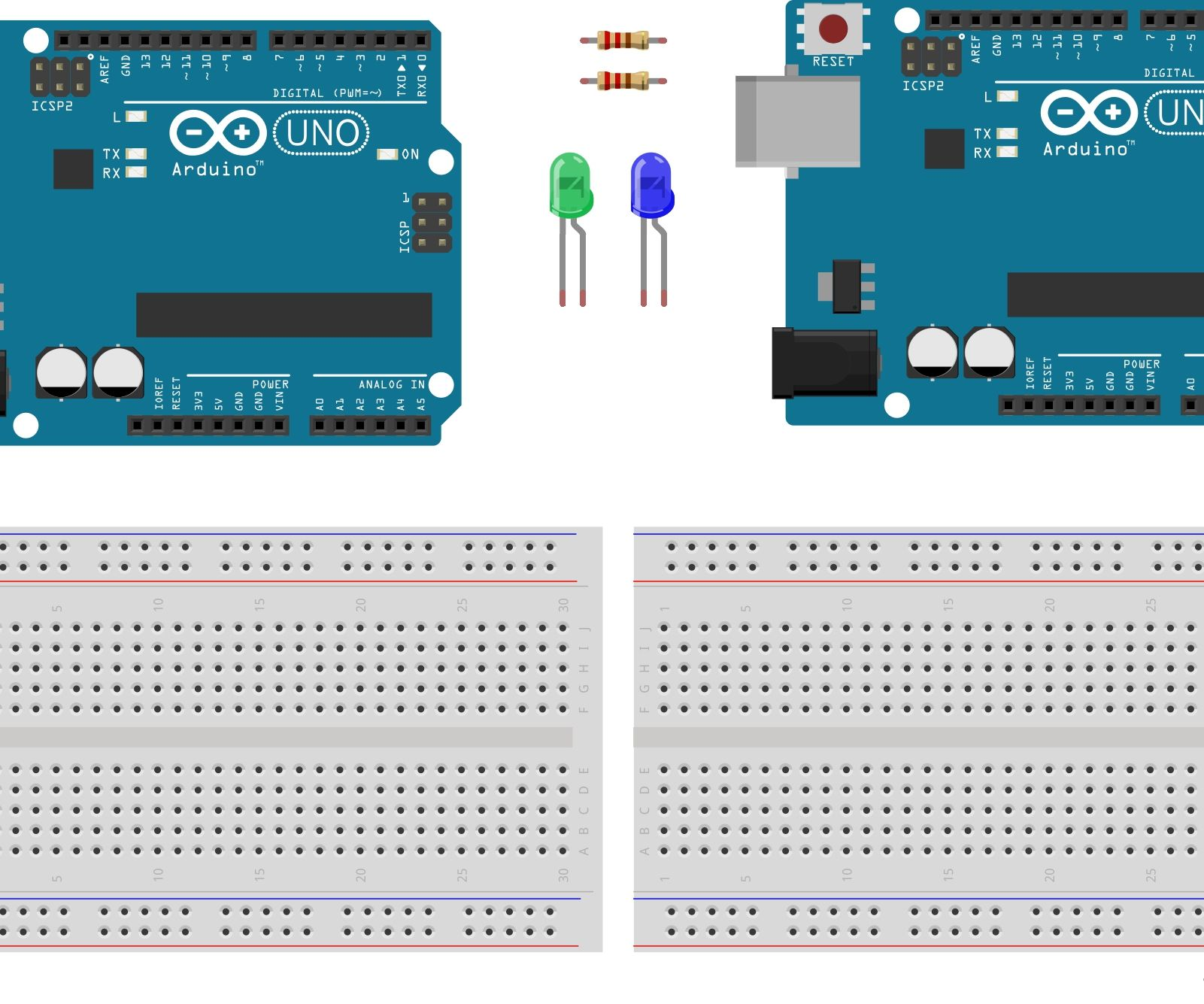 I2C - Communicating Arduinos