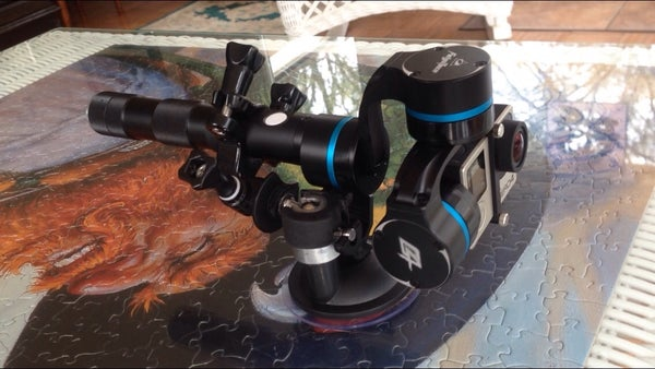GoPro-to-Car Stabilizer Mount