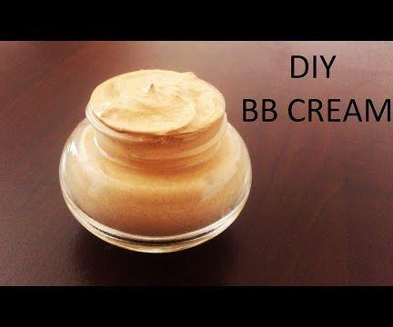 "DIY: How to make ""BEST BB CREAM"""