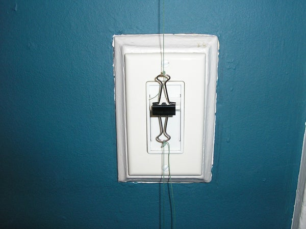 Lo-tek Remote Lightswitch/dimmer Control